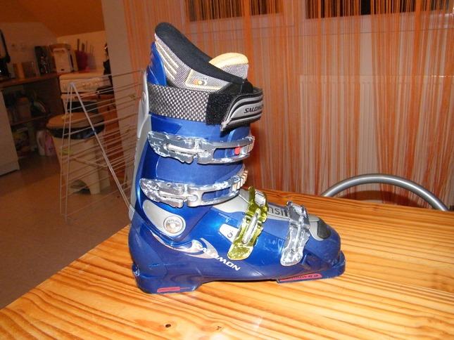 X Salomon Ski Chaussure De Wave q4BT6pw
