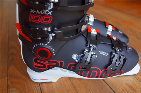 salomon x max 100 27.5 | Becky (Chain Reaction Redwood City)