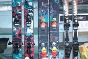 Skis freeride, backcountry et racing