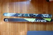 Vends Ski Salomon Q115 188cm + STH12