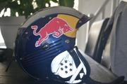 vends casque Red Bull