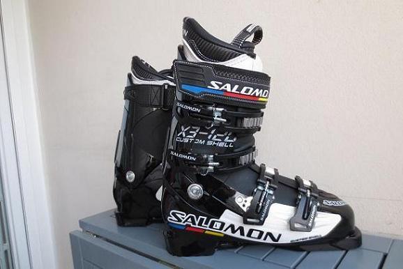 120 De Un X Daqfwrnhwc Rose Salomon Le Max Rétro Ski Pour Chaussure qp4XxY