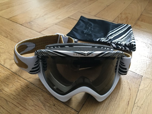 Masque Oakley Shaun White
