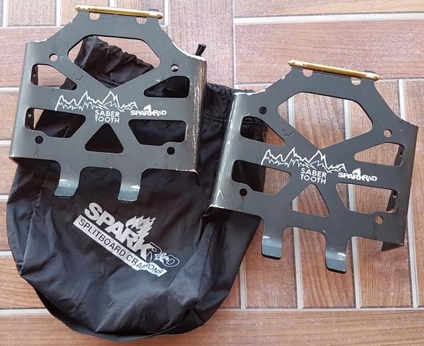 Vends Spark Afterburner Taille M + couteaux Sabertooth W + Pucks Voilé : 350€ 227842