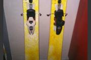 Ski freeride de fou