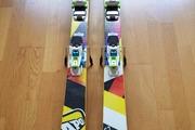 Skis APO 167 cm + chaussures Salomon Quest Access