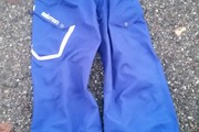 Pantalon Salomon Sideways Bib (Bavoirs amovible)