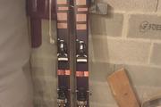 Thé ski en 175cm avec px 12