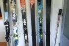 3 paires de skis à vendre