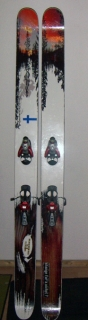 Vends Praxis Powder Board 195