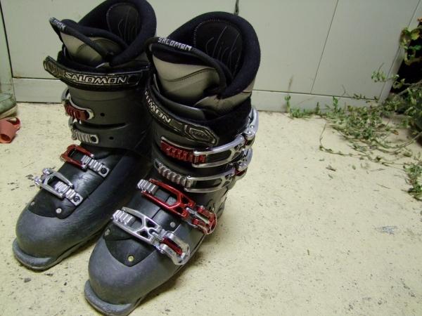 chaussure de ski salomon performa