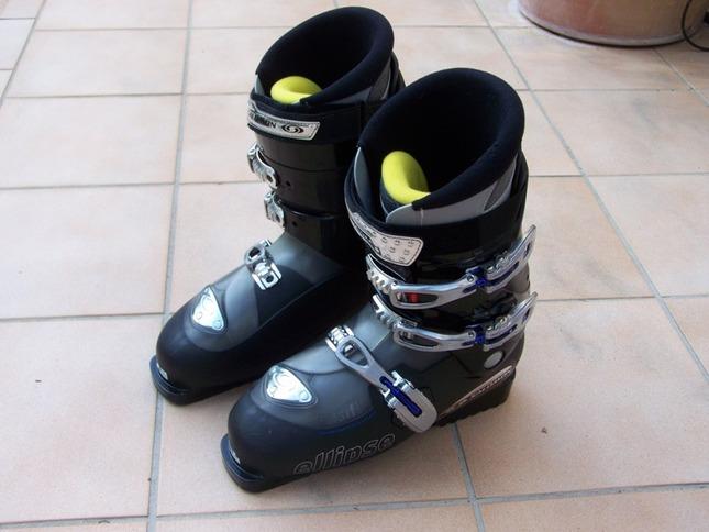 vends Paire chaussure ski Salomon Ellipse 6.0