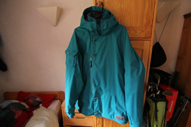 oakley solitude jacket mgar  veste ski oakley