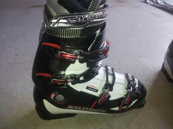 De Ski Chaussure Ski Chaussure Salomon Mission Salomon Mission De Salomon Chaussure De Ski uFKT3lJc1