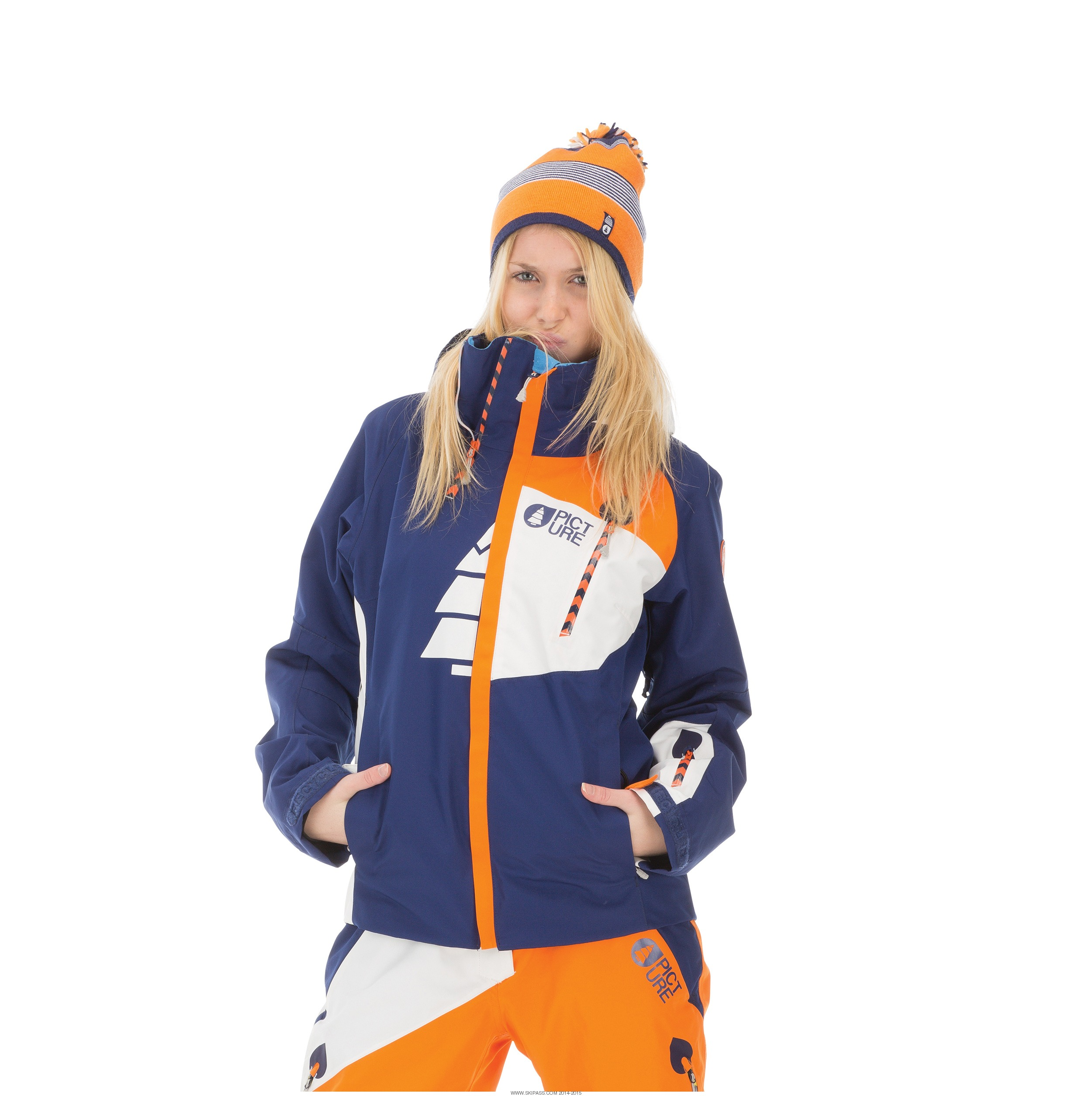 Veste ski femme picture organic