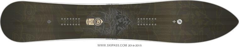Dupraz Shortboard 5'5'' + 2015