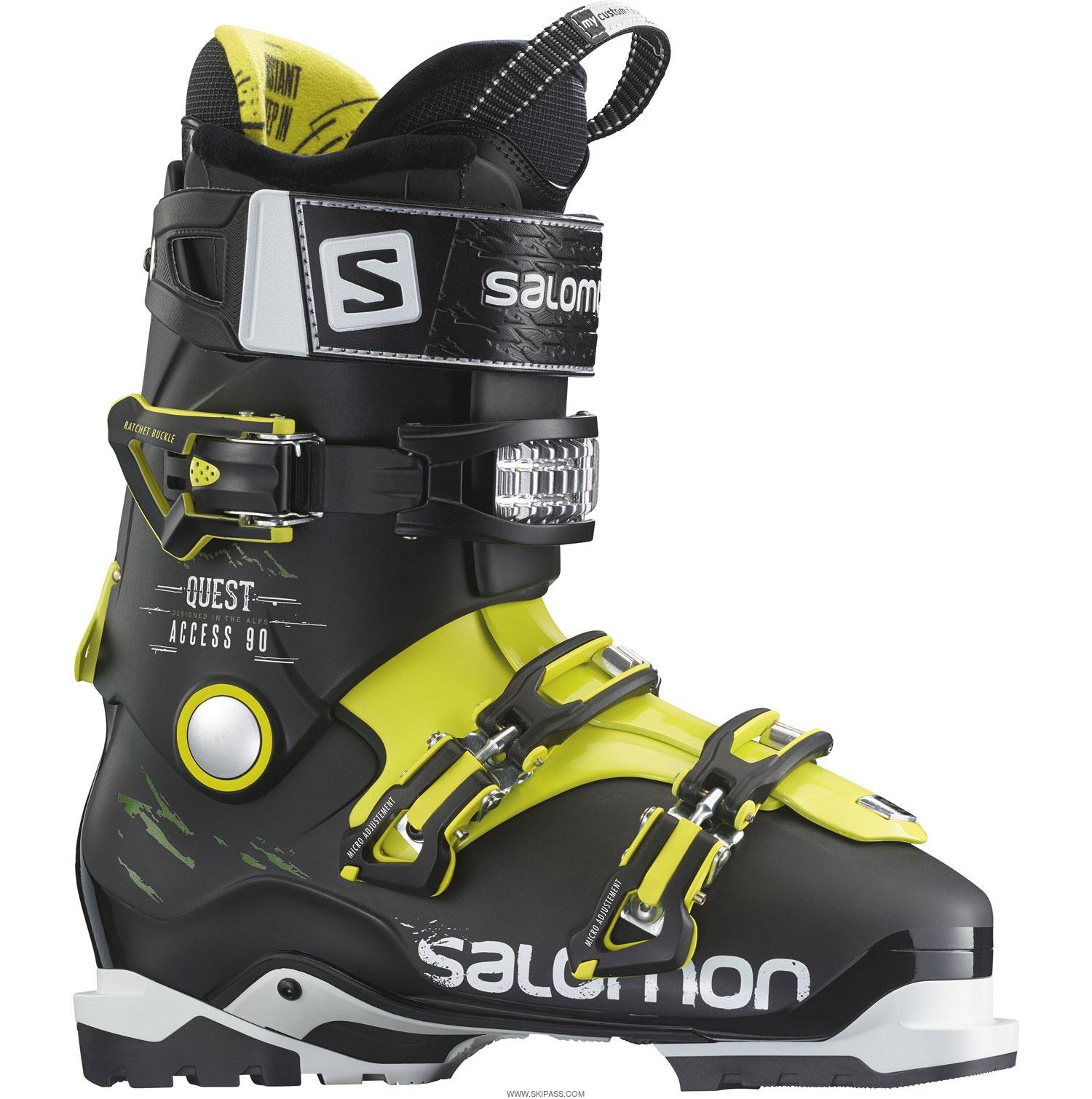 Salomon Quest Access 90 Chaussure Ski Homme  - Chaussures Ski Homme