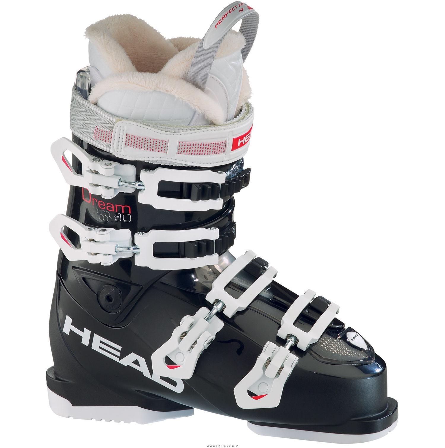 Head Dream 80 W Chaussure Ski Femme  - Chaussures Ski Femme