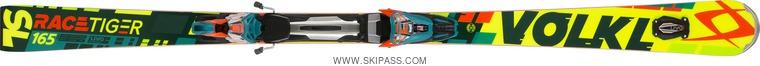 Völkl Racetiger Speedwall SL UVO 2017