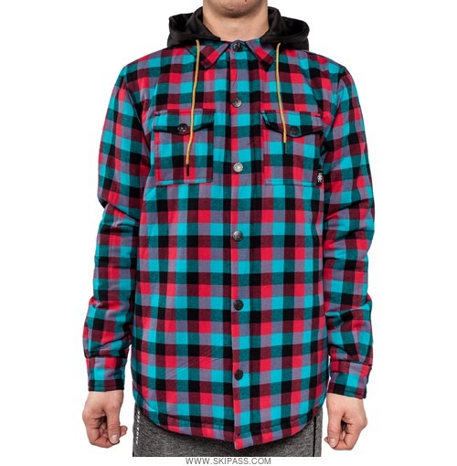 Saga Insulated flannel 2017