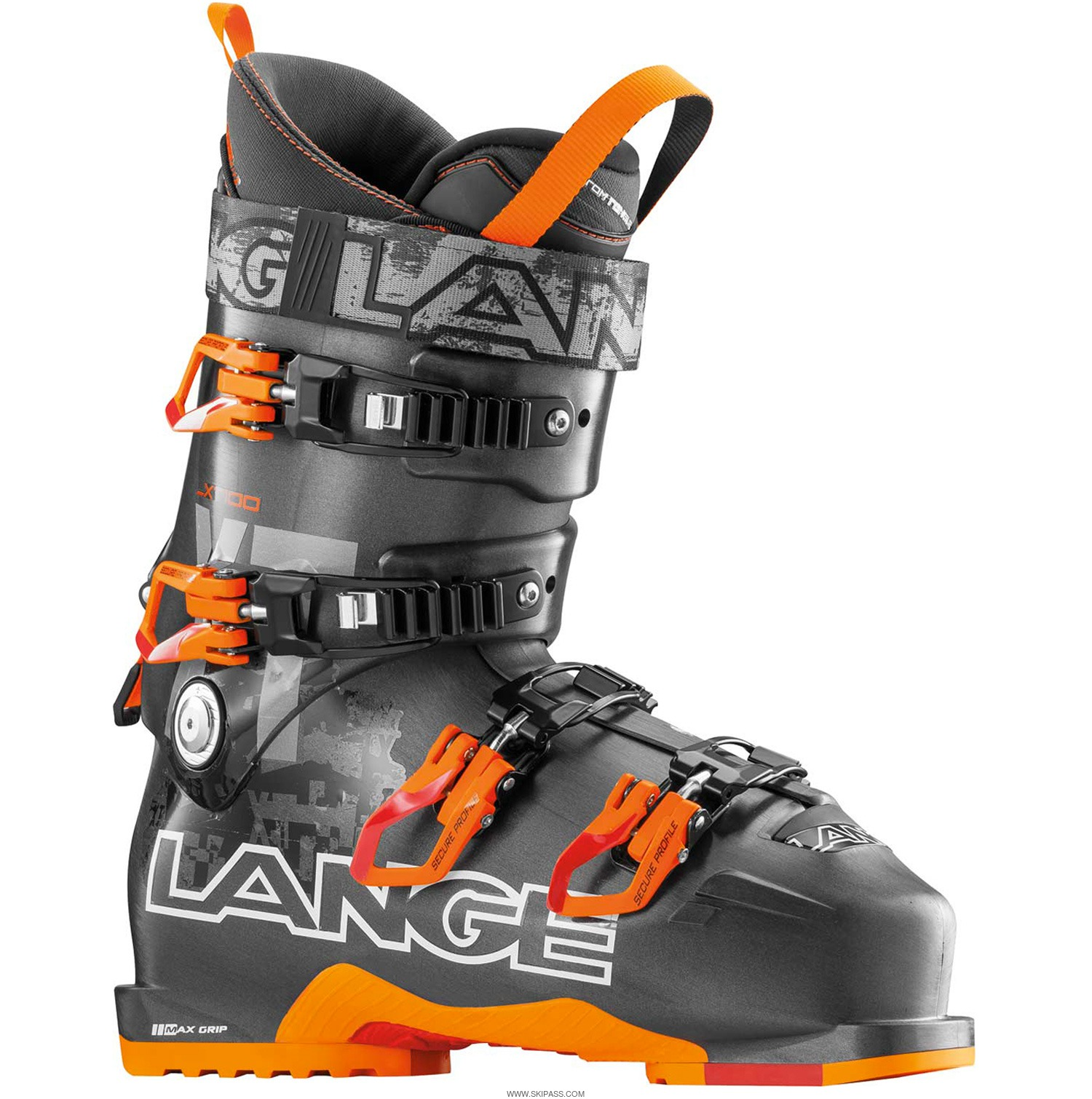 Lange Xt 100 Chaussure Ski Homme  - Chaussures Ski Homme