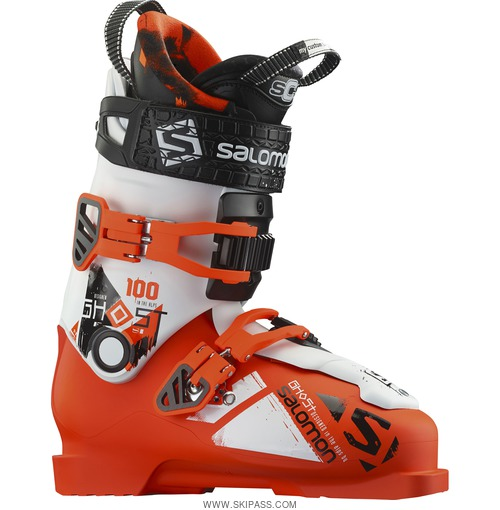 Salomon Ghost Fs 100 2017