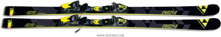 Fischer RC4 Worldcup GS Curv Booster Masters 2017