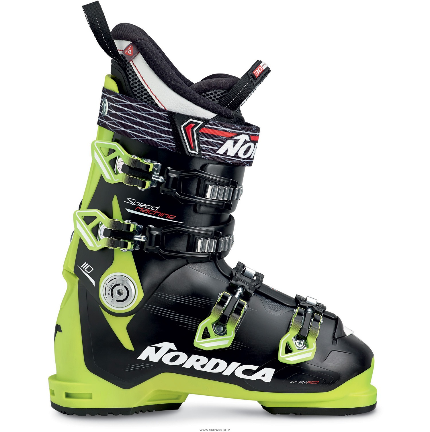 chaussures ski nordica speedmachine 110. Black Bedroom Furniture Sets. Home Design Ideas