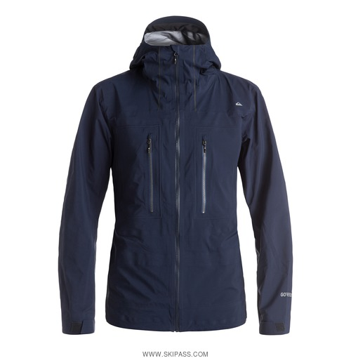 Quiksilver Mamatus gore tex® 3l c-knit? jacket  2017