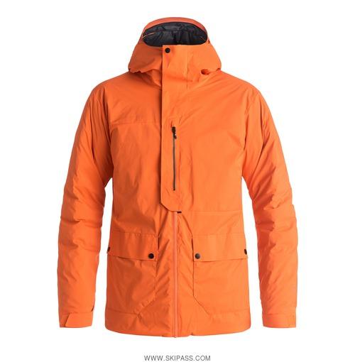 Quiksilver Stratocumulus WINDSTOPPER®  Jacket  2017