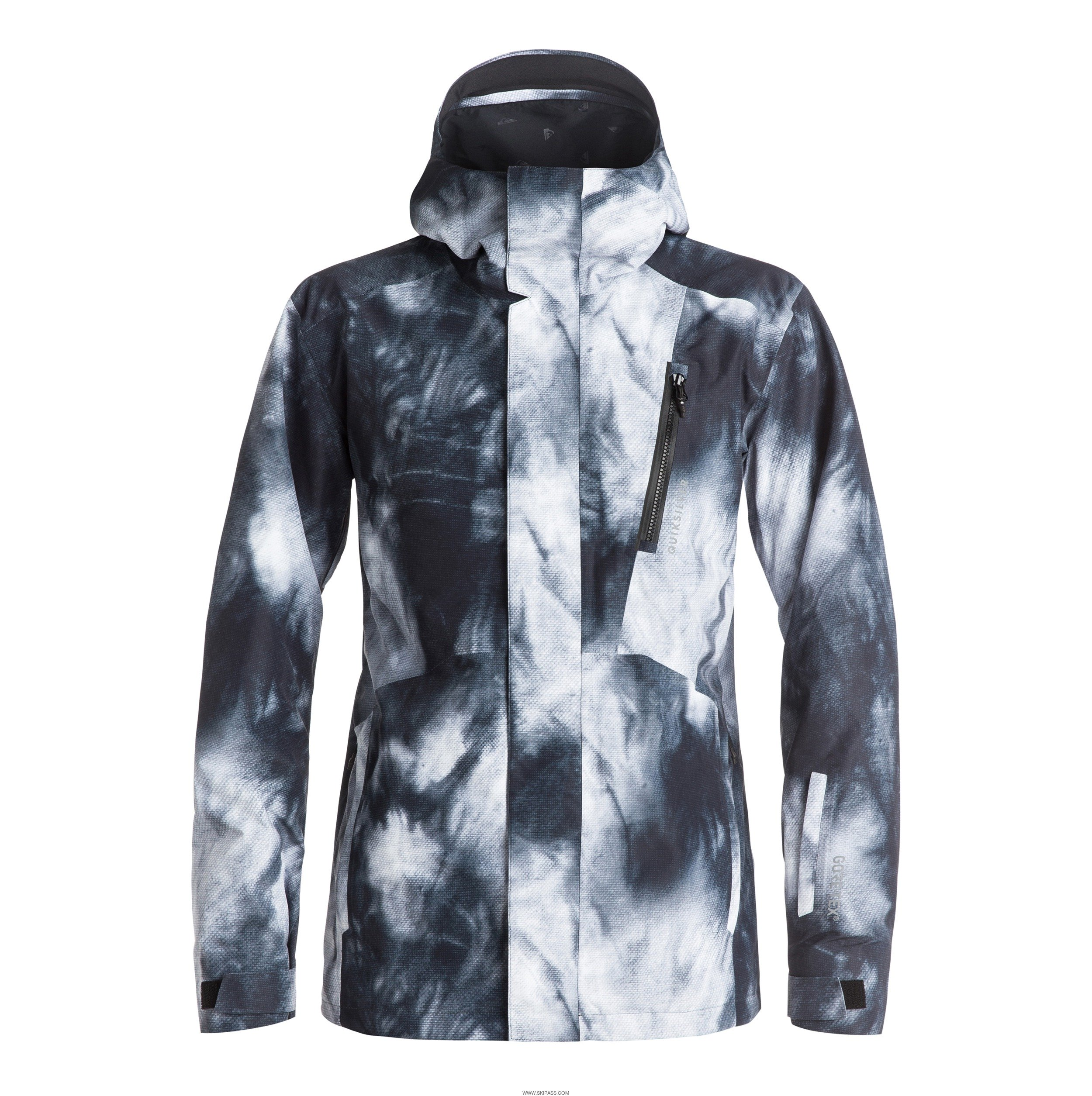 Tests Quiksilver Forever Printed Jacket Gore Tex® 2YW9DEHI
