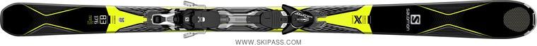 Salomon X-Drive 8.3 2017