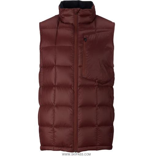 Burton AK BK Down Insulator vest 2017