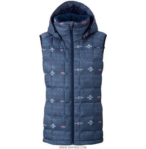 Burton AK Squall Down Vest 2017