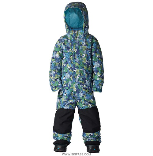 Burton Boys Minishred Striker One Piece 2017