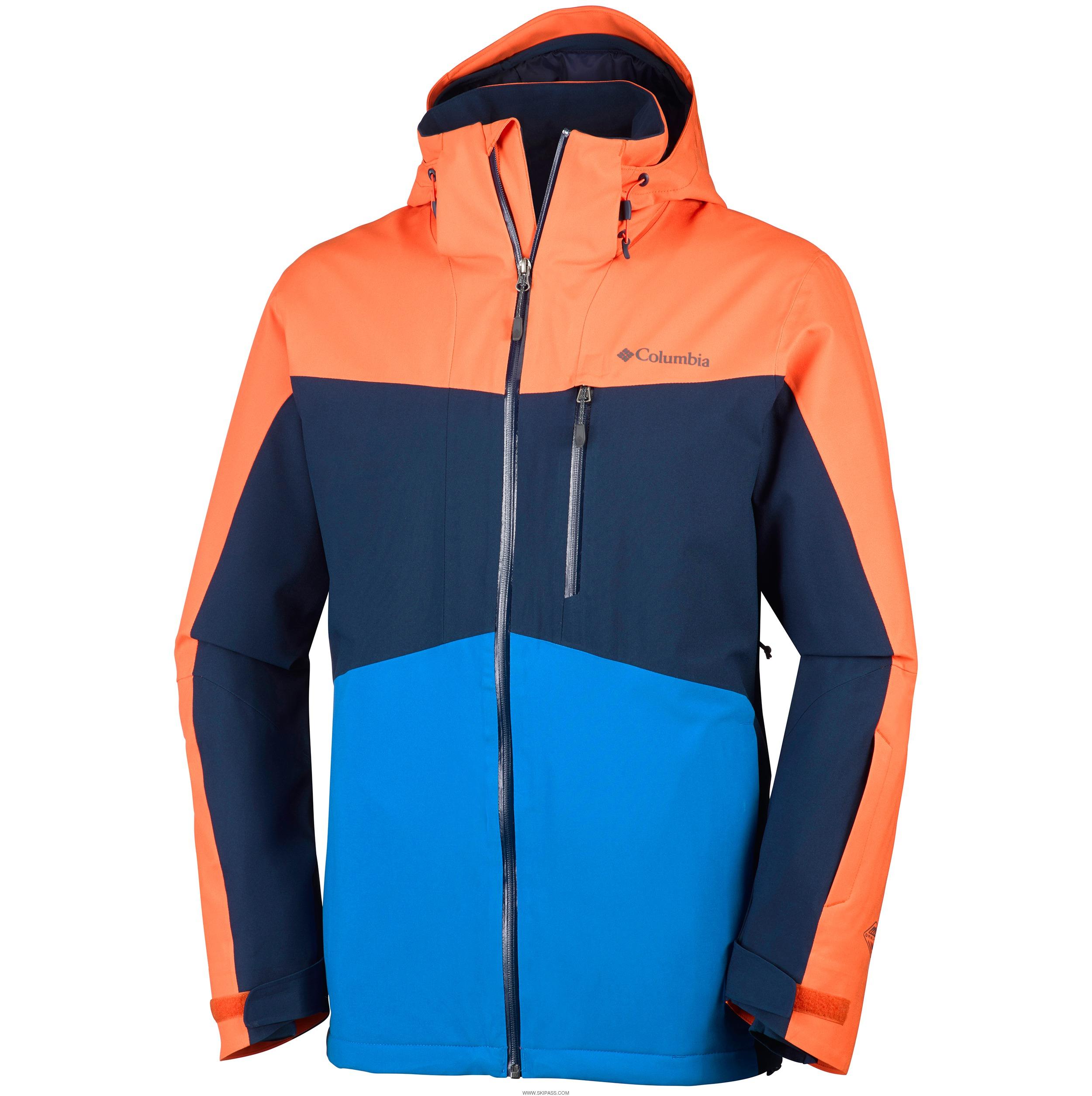 chaussures de séparation 73504 1721d Pour Toute Parka Columbia Occasion Parfaites Ski Femme wqPI0aS