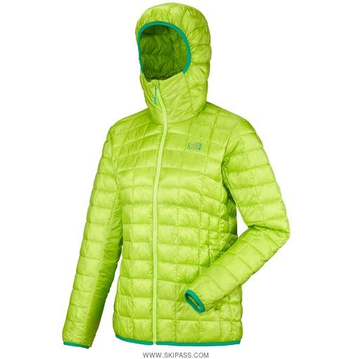 Millet Ld dry microloft hoodie 2017