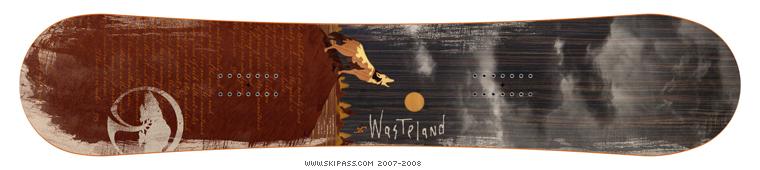Arbor Wasteland 2008