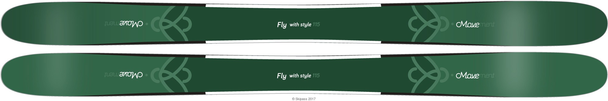 Movement Fly 115