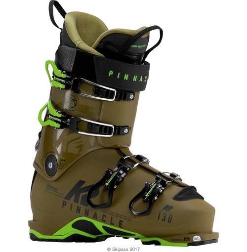 K2 Pinnacle 130 LV 2018