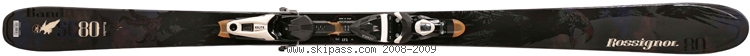 Rossignol Bandit SC80 2009
