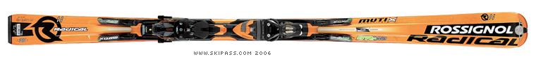 Rossignol Radical R11 Mutix
