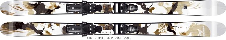 Rossignol S5 BC 2010