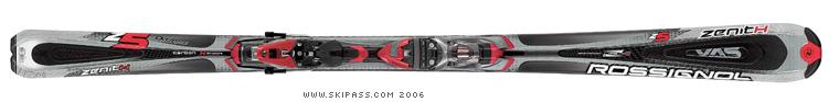 Rossignol Zenith Z5 Ti oversize