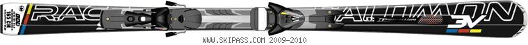 Salomon Equipe 3V Powerline 2010