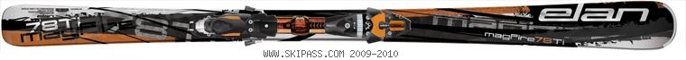 Elan Magfire 78 TI 2010