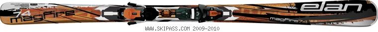 Elan Magfire 74 2010
