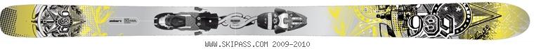 Elan 999 Alu 2010