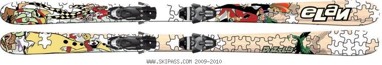 Elan Puzzle 2010