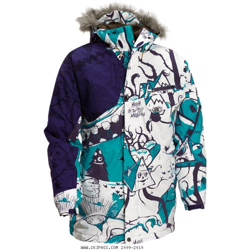 Salomon Magic Jacket 2010